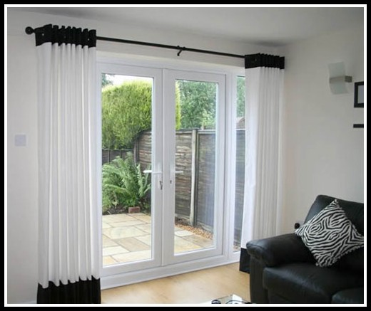 Curtains For French Doors Ideas
