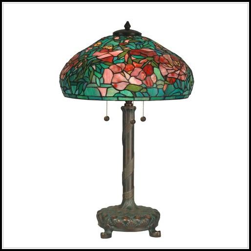 Dale Tiffany Fabric Lamp Shades