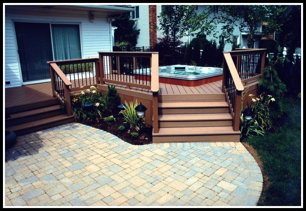 Deck And Patio Designs Ideas