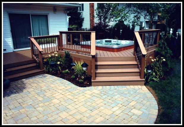 Deck And Patio Designs Ideas