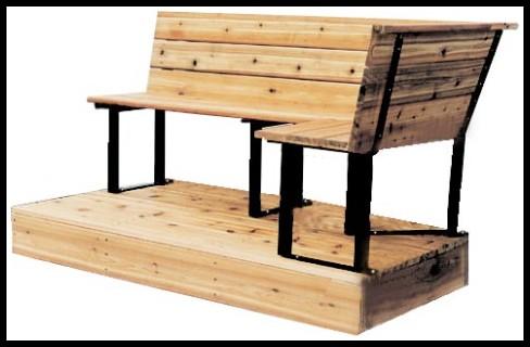 Deck Bench Brackets Rona