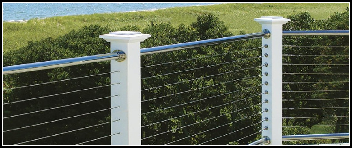 Deck Cable Railing Systems Home Depot