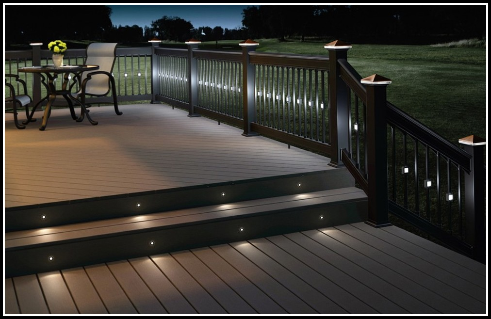 Deck Lighting Kits Bunnings