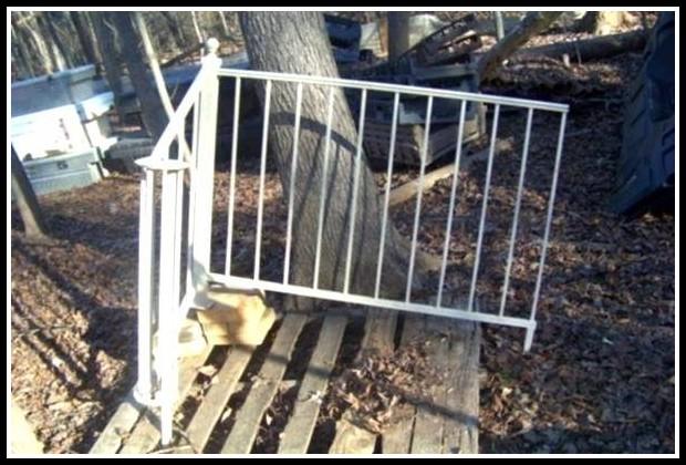 Deck Railing Brackets Menards