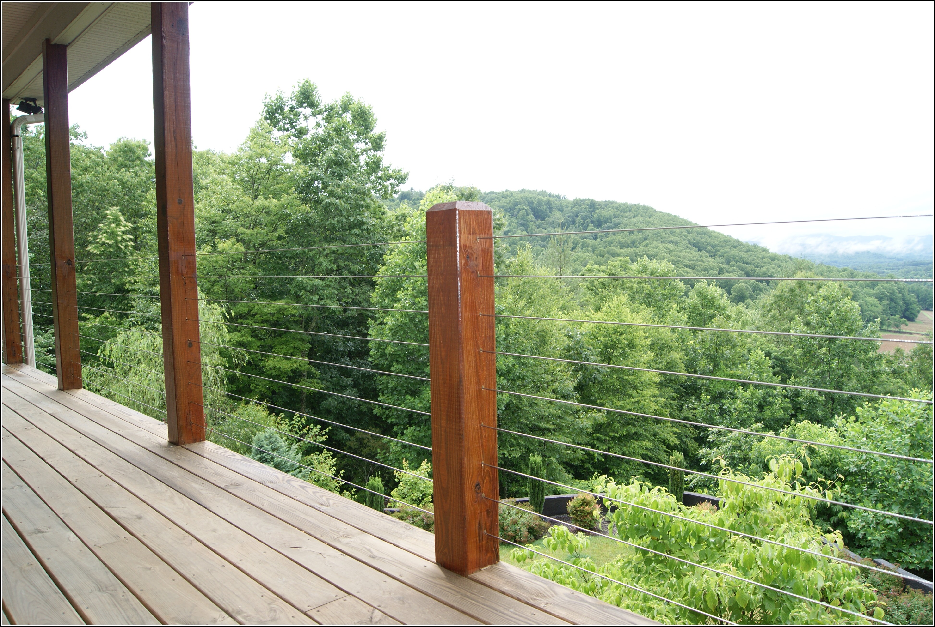 Deck Railing Systems Cable