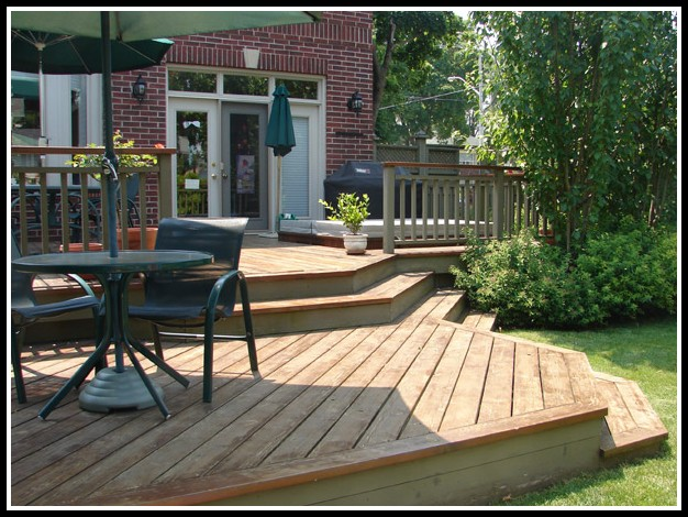 Decks And Patios Pictures