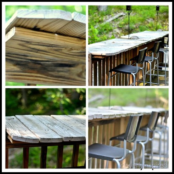 Diy Deck Railing Bar