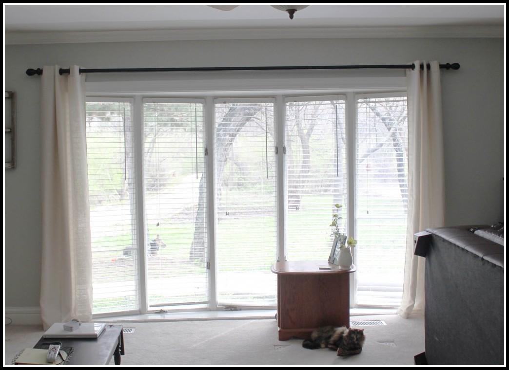 Extra Long Curtain Rod