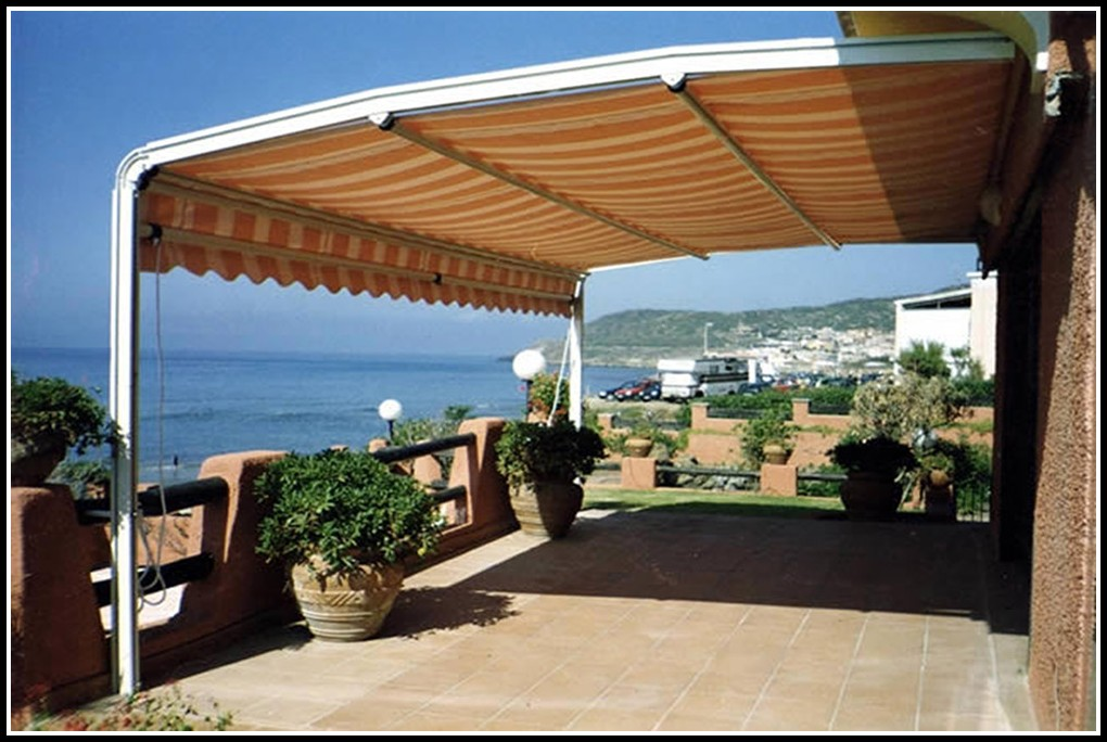 Fabric Awnings For Decks