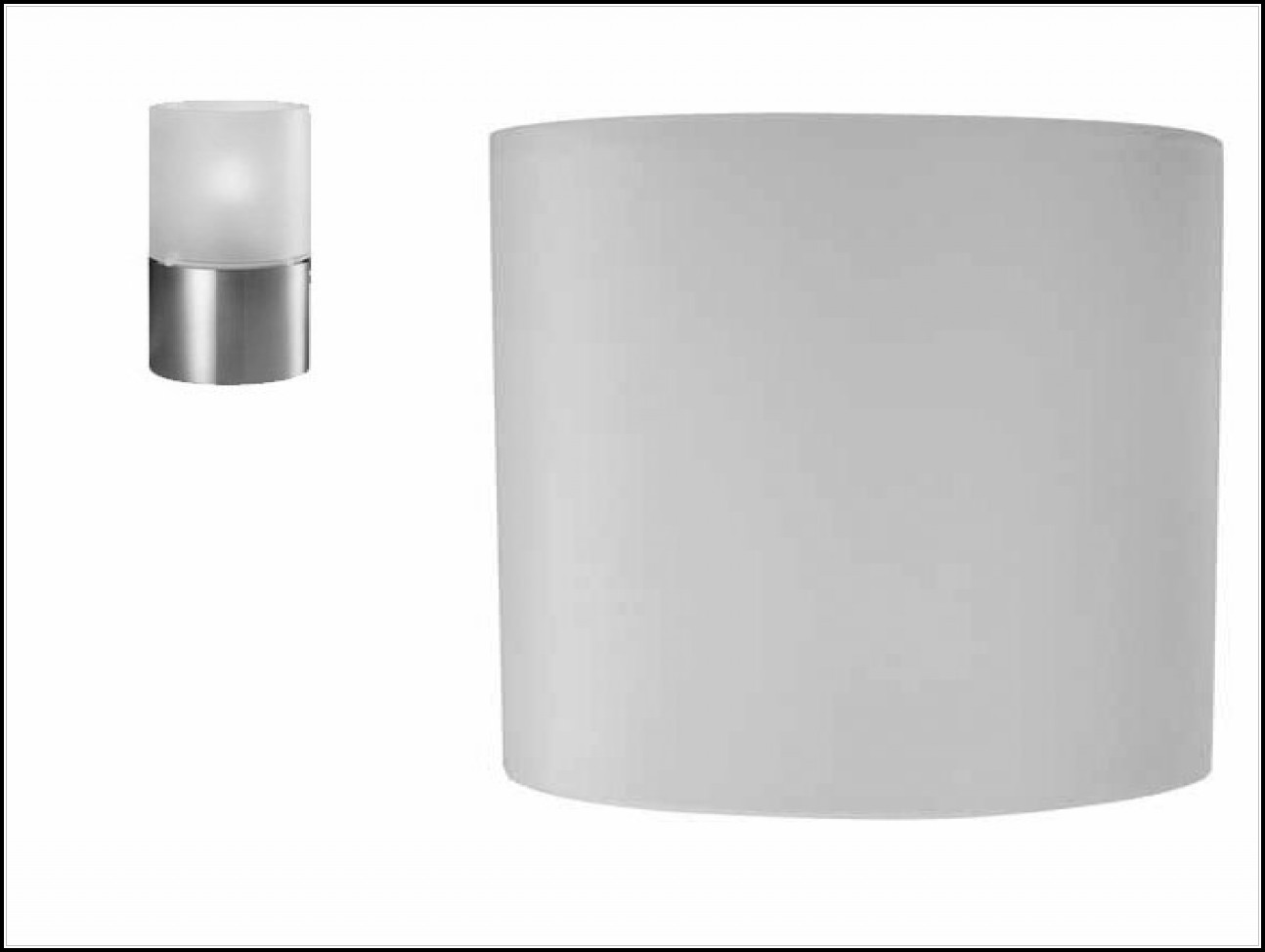 Frosted Glass Lamp Shade Replacements