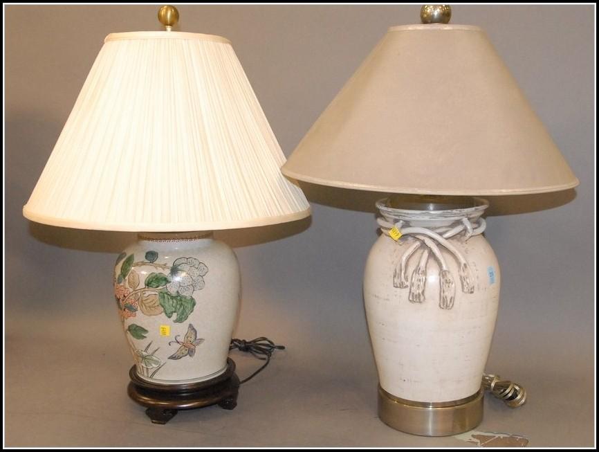 Ginger Jar Table Lamps Sydney