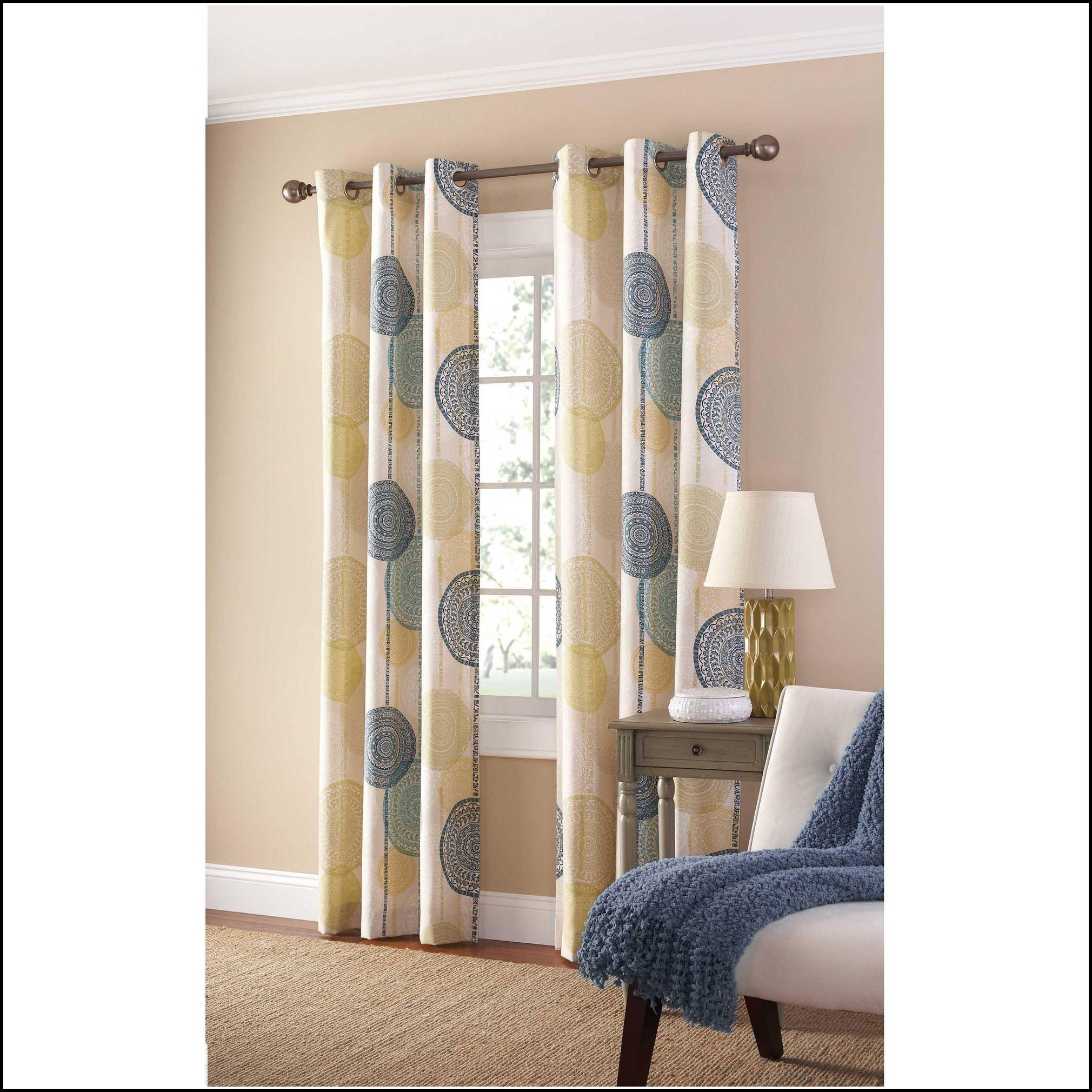 Grommet Curtain Panels 84