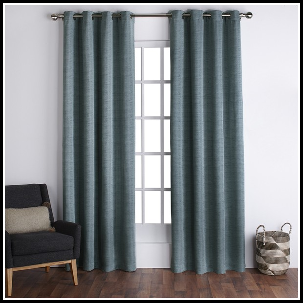 Grommet Curtain Panels 96