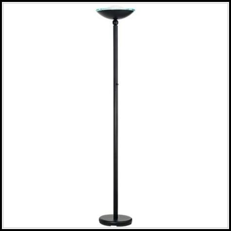 Halogen Floor Lamp With Dimmer