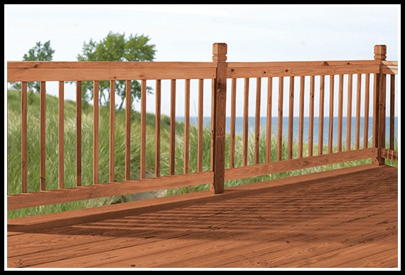 Home Depot Deck Wood