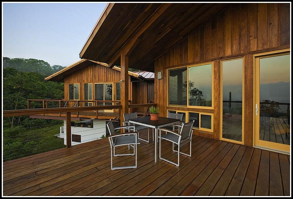 Horizontal Railing For Decks