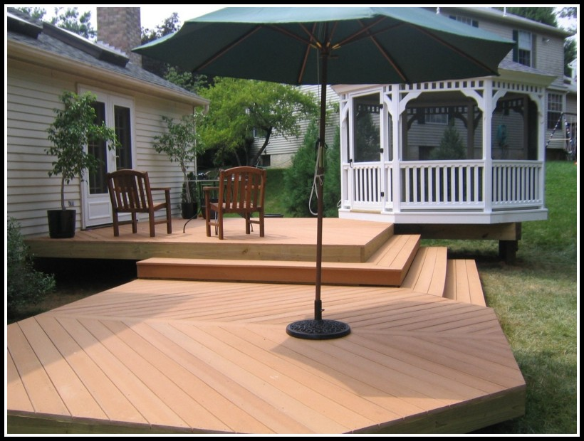 Images Of Patios And Decks