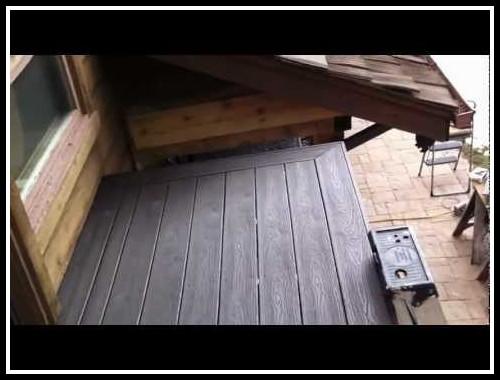 Installing Trex Decking Video