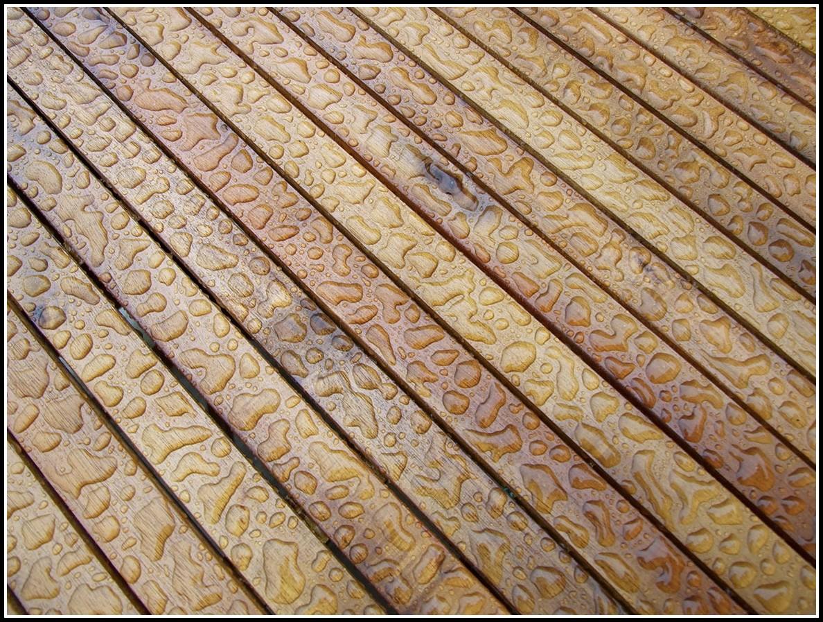 Ipe Deck Maintenance Tips