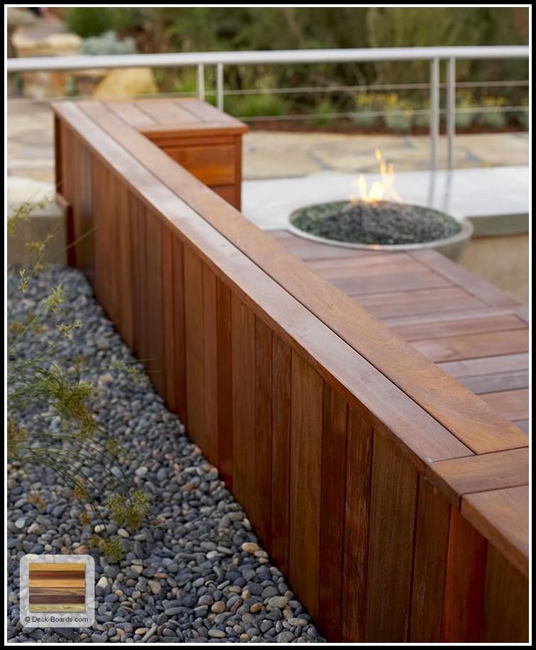 Ipe Wood Decking Images