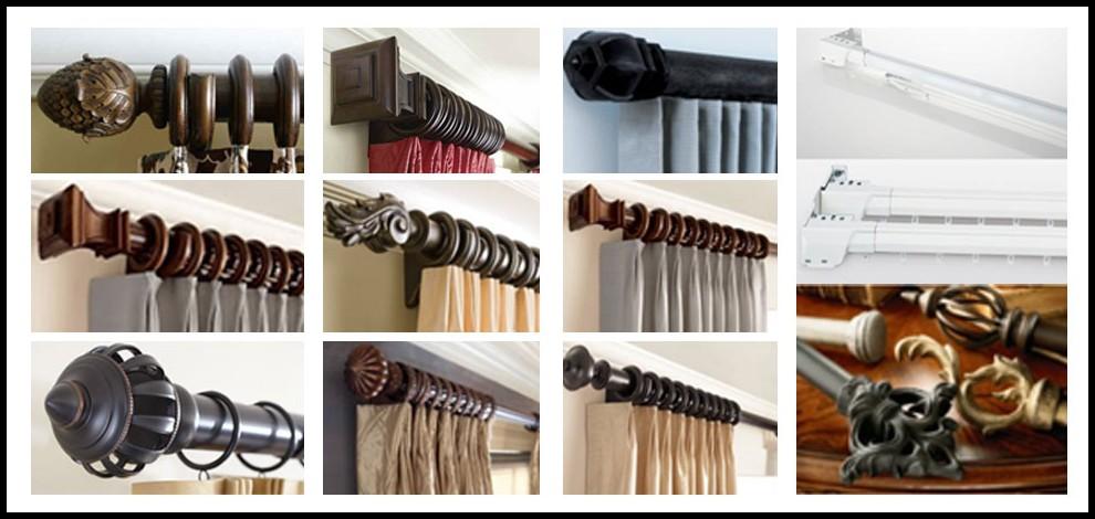 Kirsch Curtain Rods And Finials