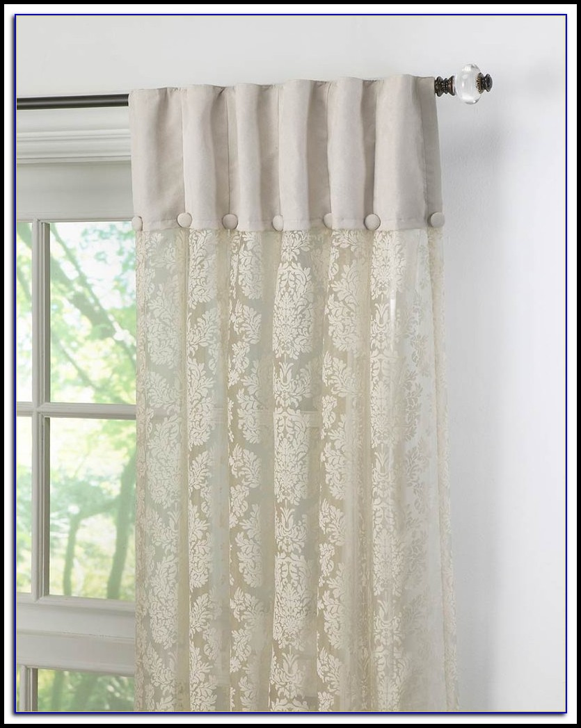 Lace Curtain Panels By The Yard