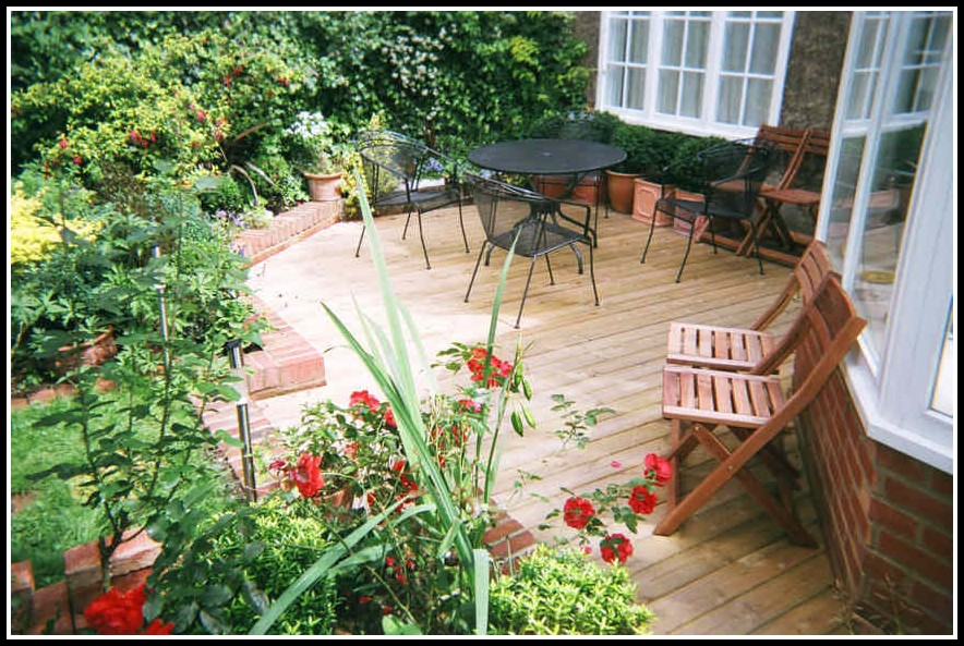 Lawn Mower Deck Design