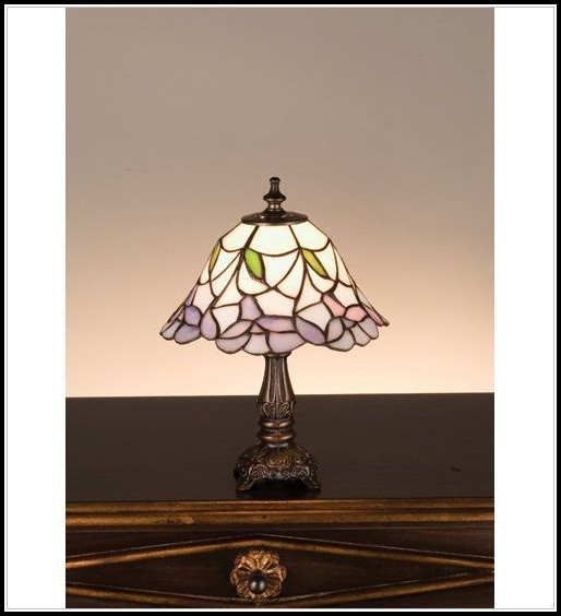 Meyda Tiffany Accent Table Lamps