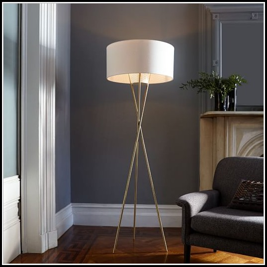Mid Century Floor Lamp West Elm