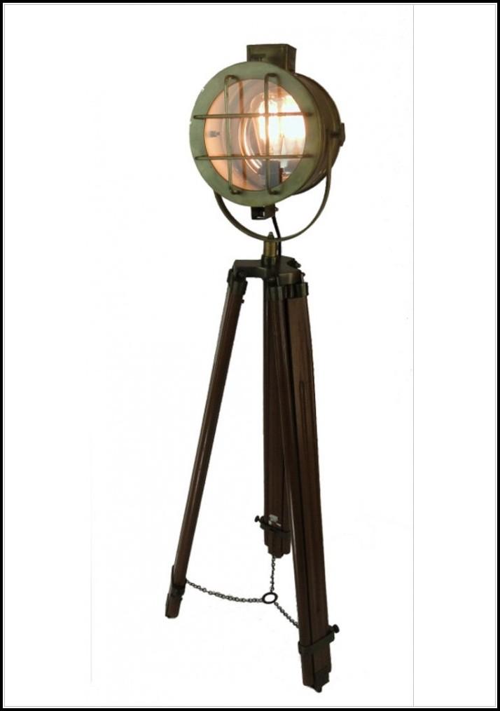 Movie Studio Tripod Floor Lamp