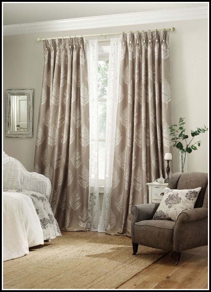 Pinch Pleat Curtains Images