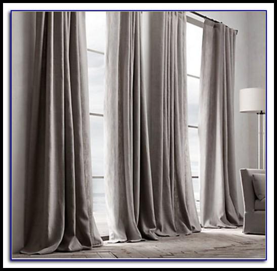 Restoration Hardware Curtains Ebay