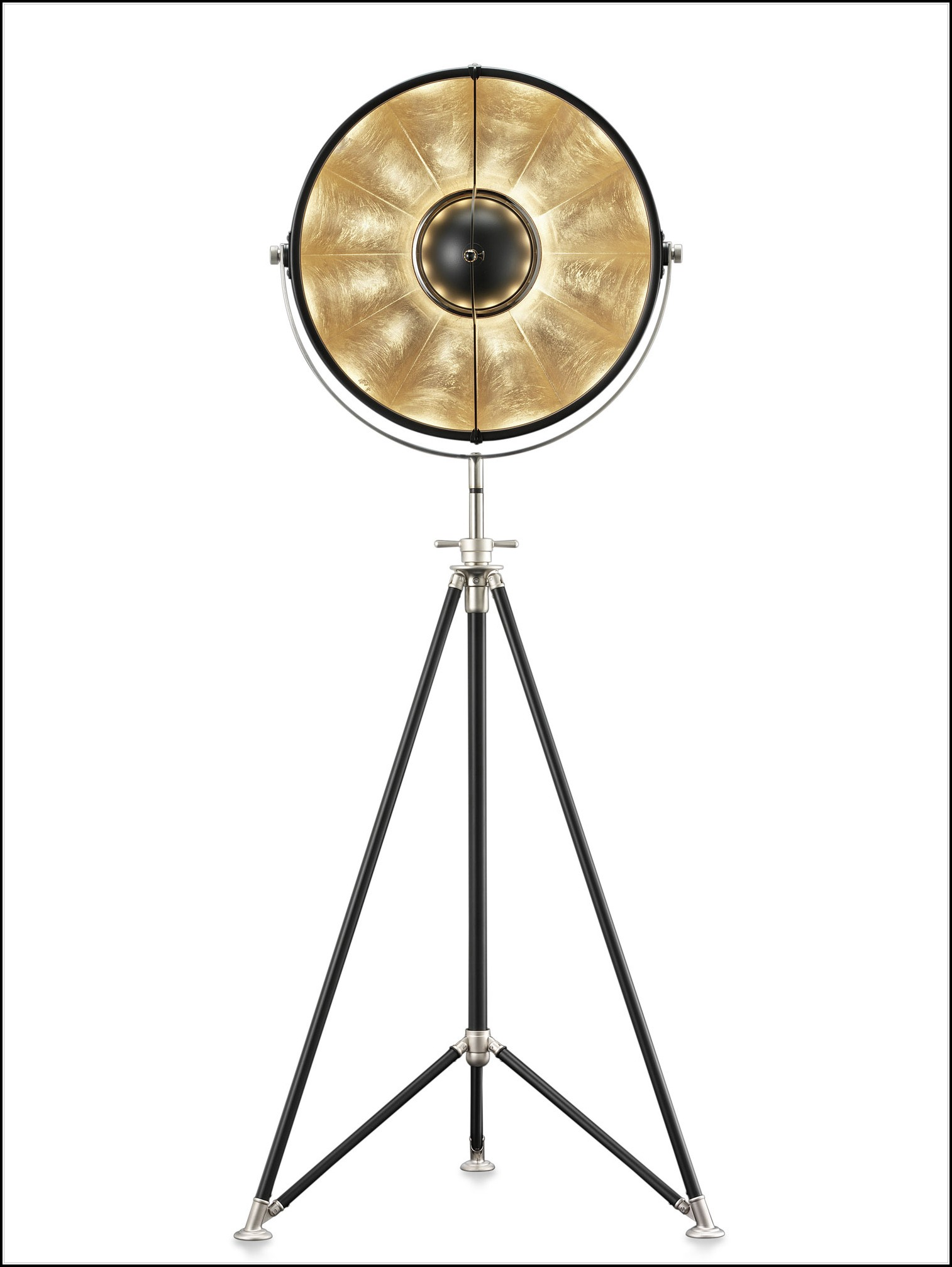 Retro Tripod Studio Floor Lamp