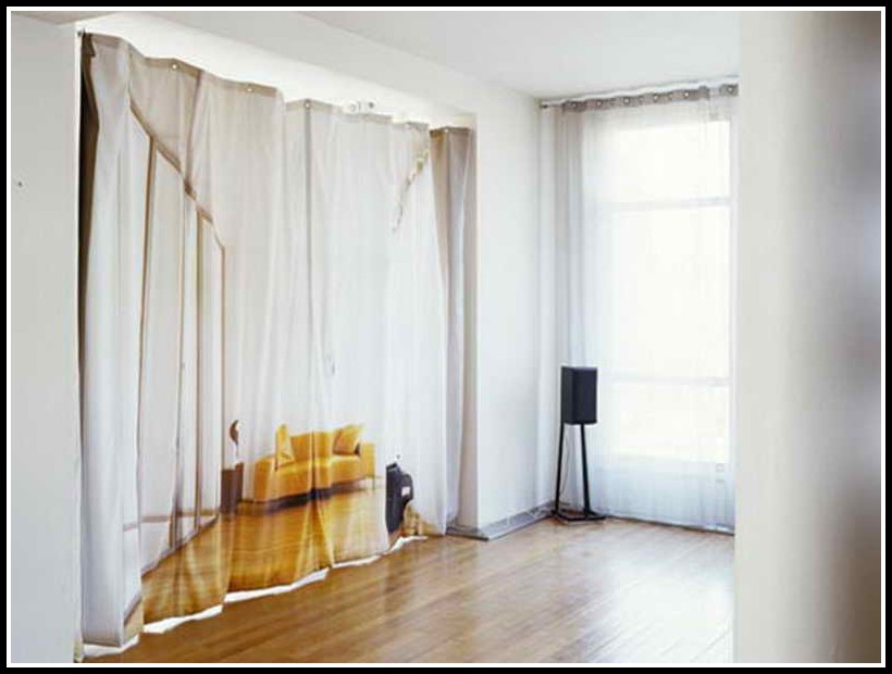 Room Divider Curtain Ideas