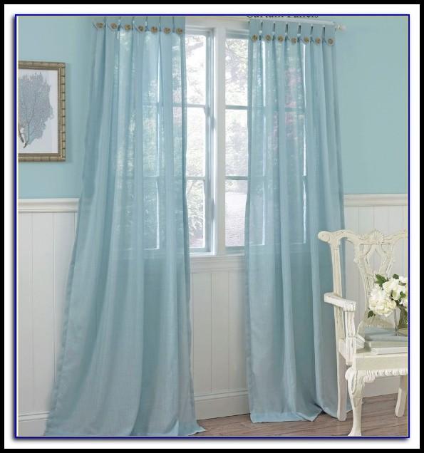Semi Sheer Curtains 63