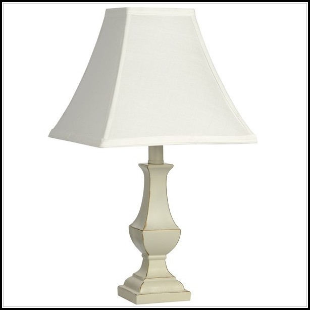 Shabby Chic Table Lamp Base