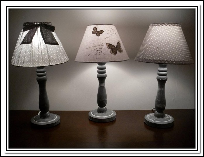 Shabby Chic Table Lamps Ebay