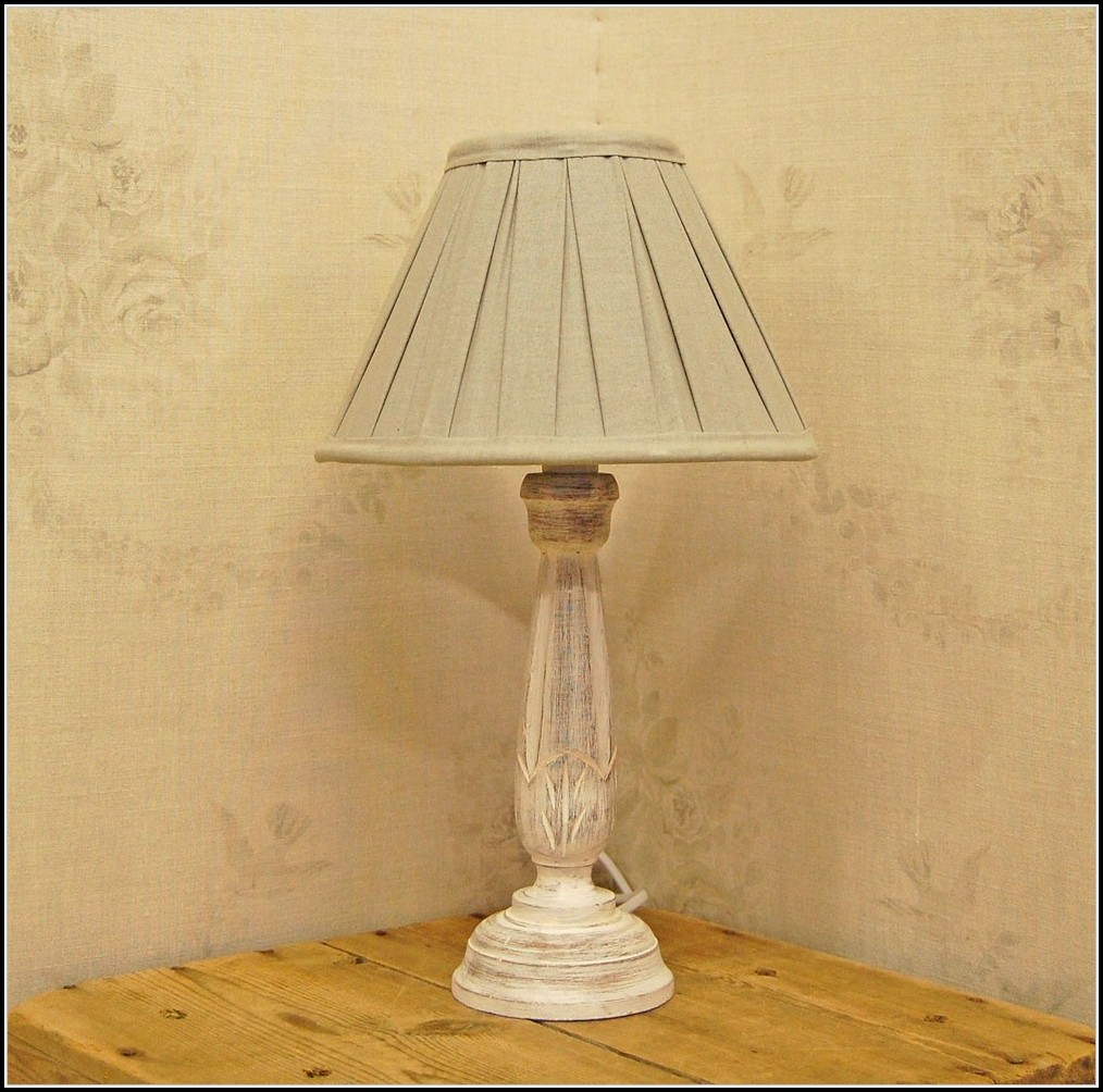 Shabby Chic Table Lamps