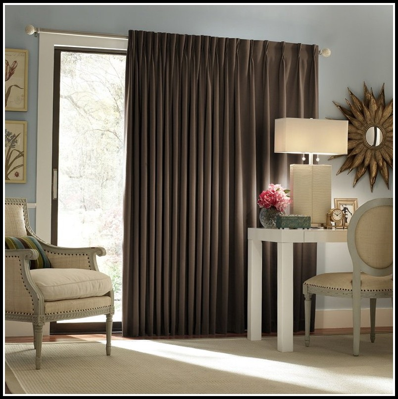 Sliding Glass Door Curtains Pottery Barn