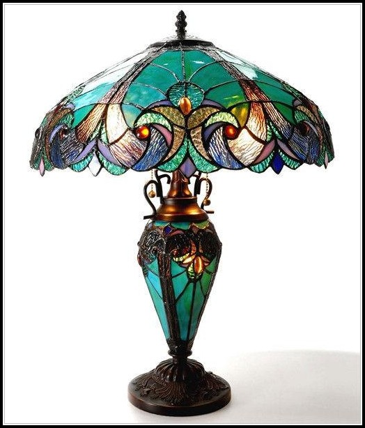 Stained Glass Lamp Shades For Ceiling Fans