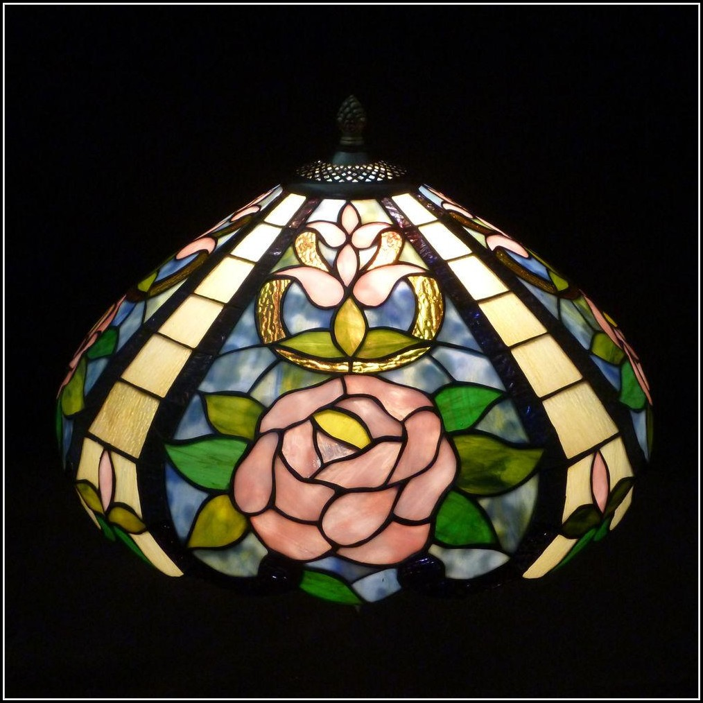 Stained Glass Lamp Shades Only