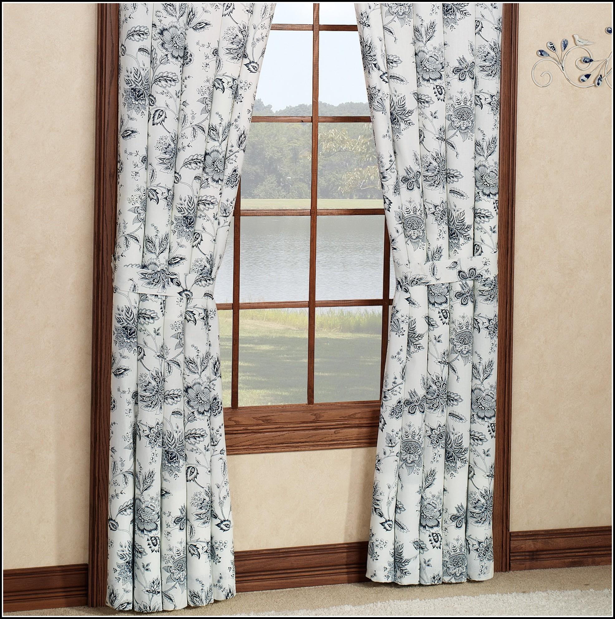 Standard Curtain Lengths Canada