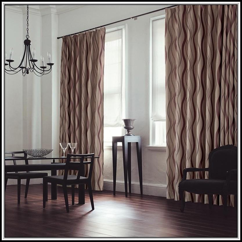 Standard Curtain Lengths In Cm