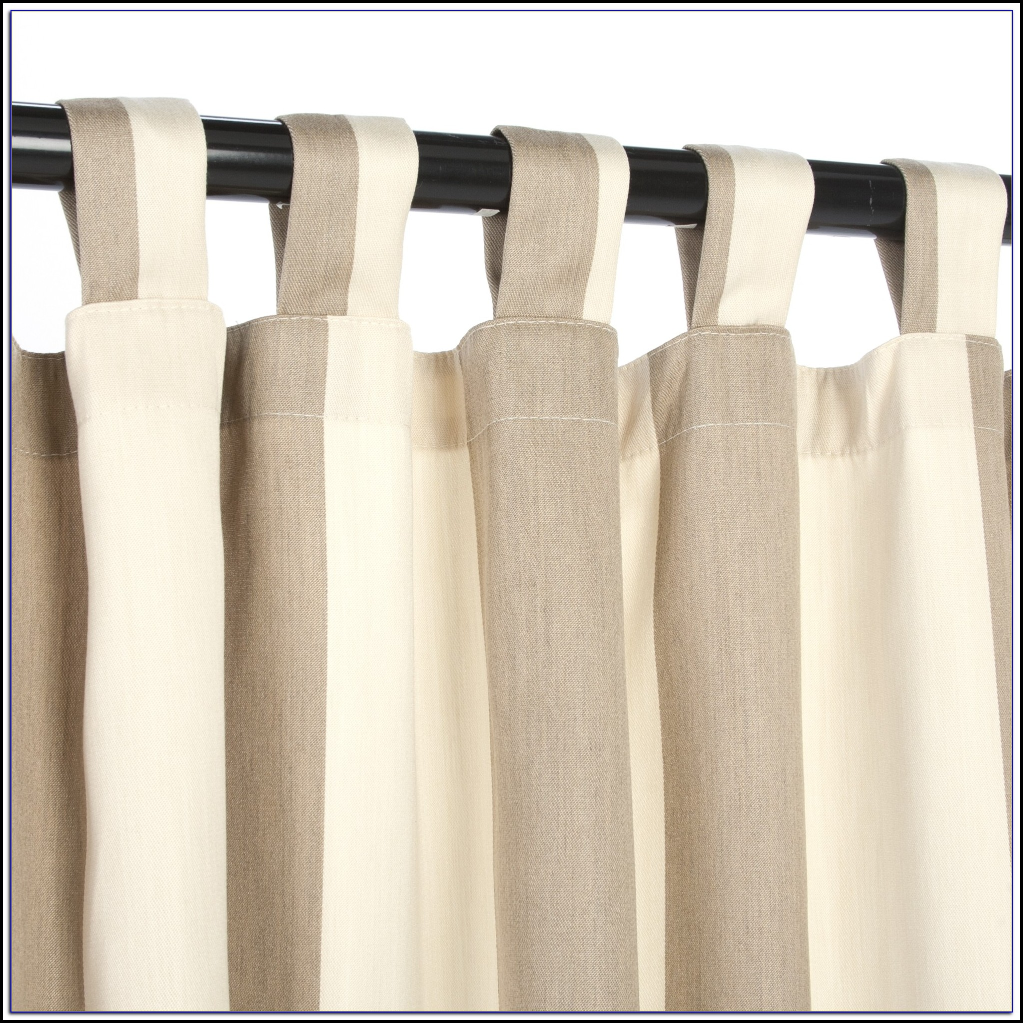 Sunbrella Outdoor Curtains 108