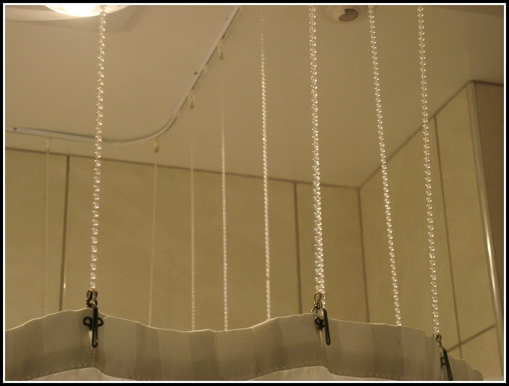 Suspended Ceiling Curtain Rods