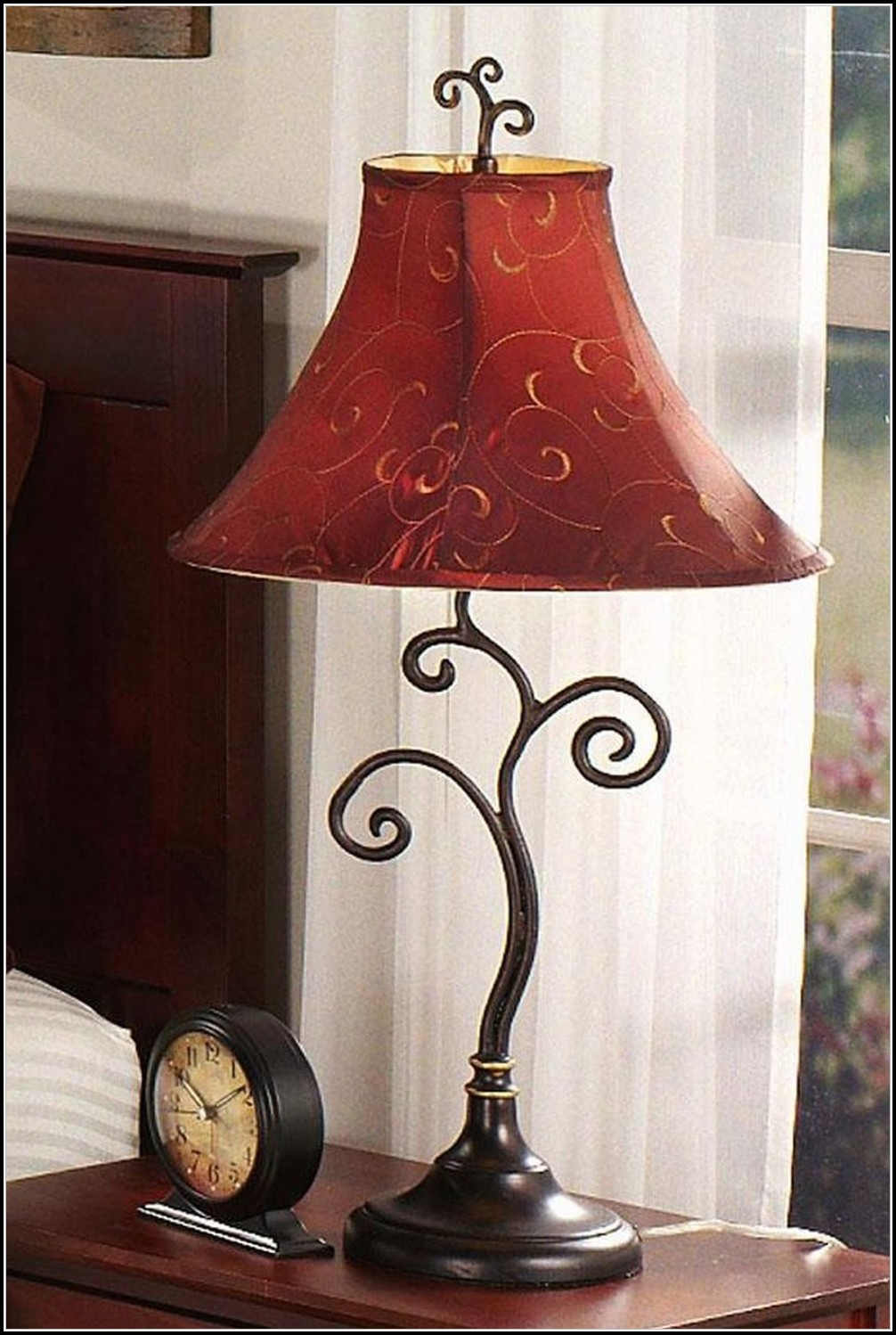Tall Table Lamps For Living Room Uk