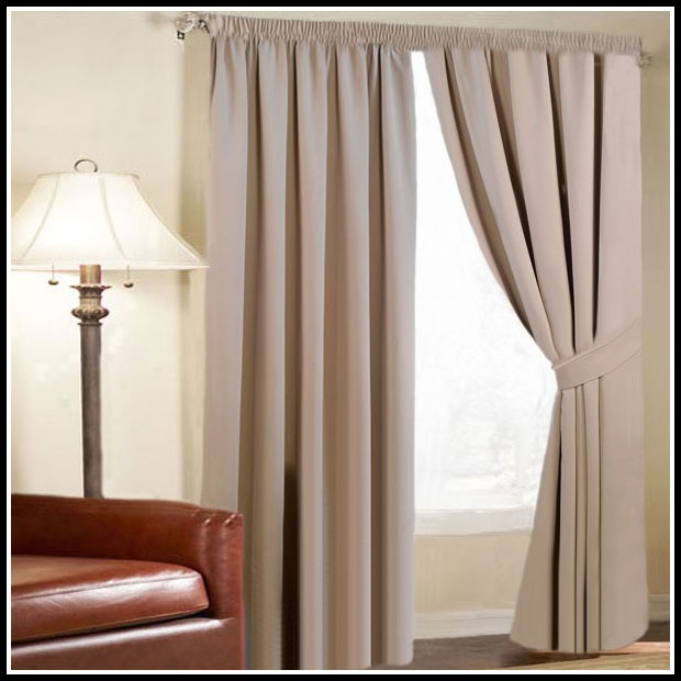Thermal Blackout Curtains Ebay