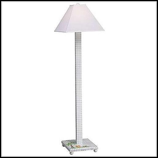 White Floor Lamps For Nursery