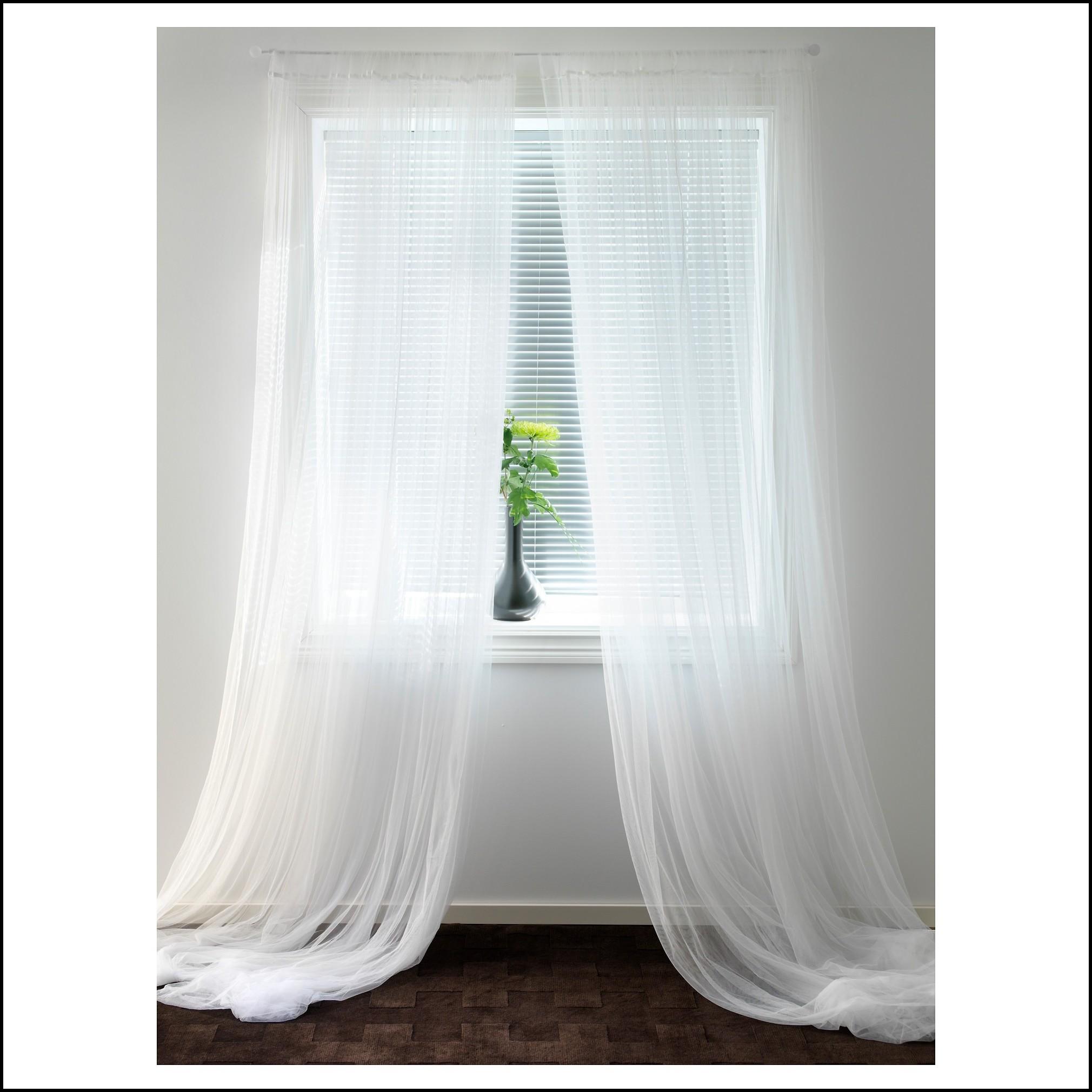 White Grommet Curtains Ikea