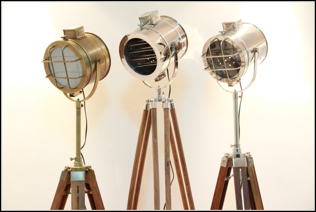Wooden Tripod Floor Lamp Tesco Lamps Home Decorating